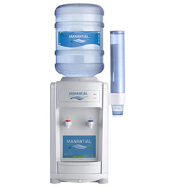 Dispensadores dispensador frio caliente sobremesa for Dispensadores de agua para oficinas